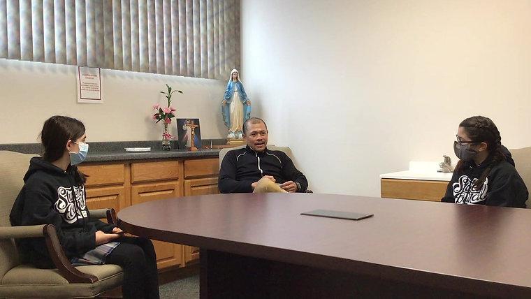 Fr. Renier Interview