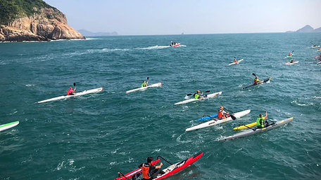 【Run For Good - The Dragon Run International Surf-ski & Outrigger Championship 2019】
