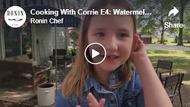 Cooking With Corrie E4: Watermelon Ham!