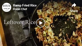 Ramp Fried Rice