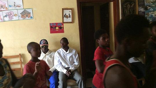 Deaf Children Dancing