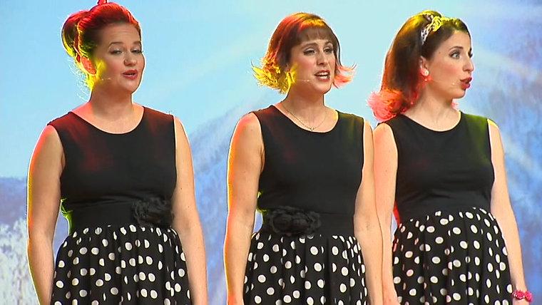 Repertoire Andrew Sisters