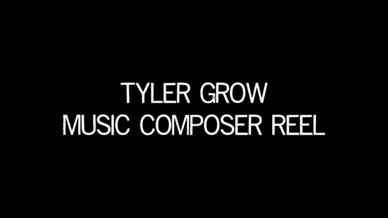 Tyler Grow Reel - October 2019