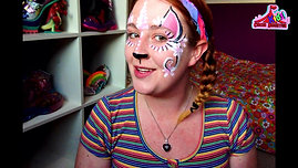 Unicorn Face Painting Lesson