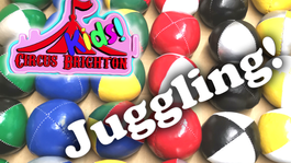 Beginner Juggling Lesson