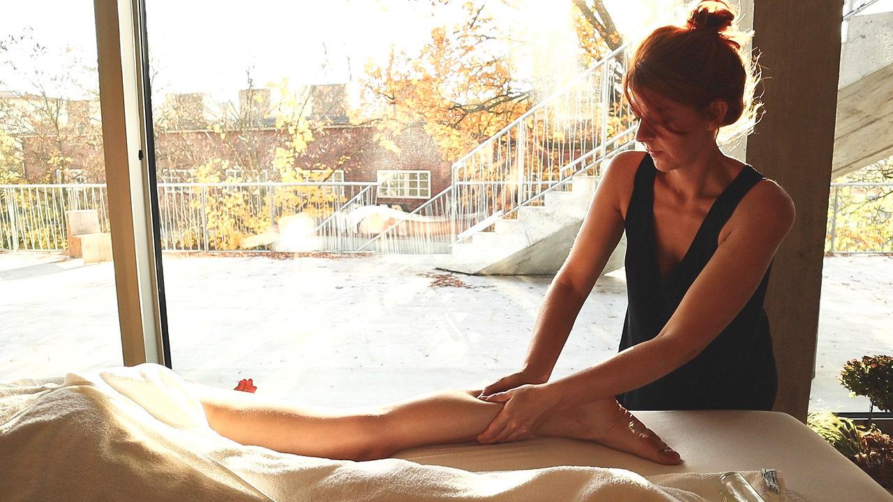 Massage Trailer