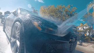 Audi Exterior Wash Detail   Mindful Mobile Car Detailing San Diego