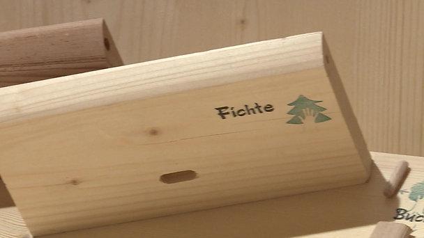 Eine Holz-Werkstatt für kleine und große Handwerker