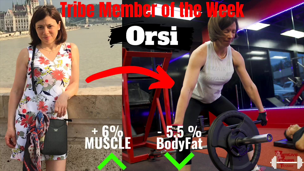 Orsi's 8 Week Assessment