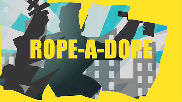 Rope-A-Dope Windows