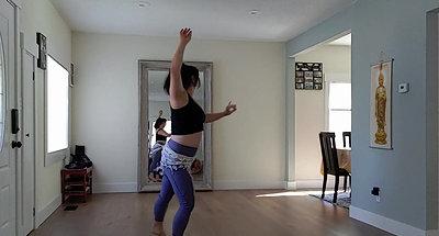 Andah Aleik Choreography Part  1