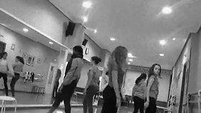 Contemporary dance (choreographer Lennier Ramírez)