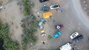 Donner Lake Camping, Truckee, Ca