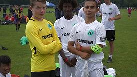 Tonsser Allstars til Kronborg Cup