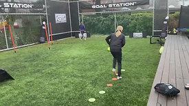 Agility med GoalStation