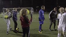 Prøvetræning i PSV Eindhoven