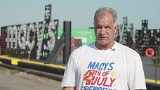 Macy's 4th of July Fireworks Preps B-Roll (2021)