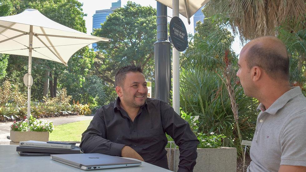 Paul Hamad Life Coach