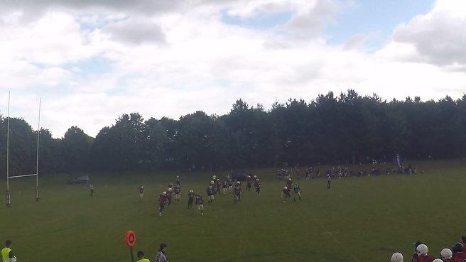 Play of the day - Genovesa game sealing interception!