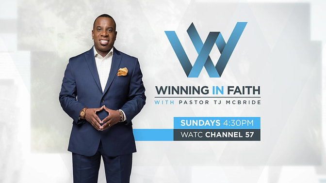 Winning in Faith Broadcast Promo