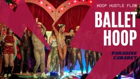 Majorette Cabaret_Ballet Hoop