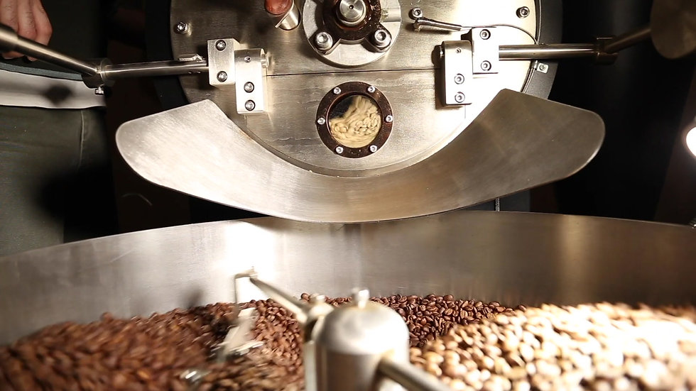 The Passion Behind ShareWell Coffee Co.