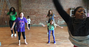 Parent & Kids Hip-Hop Jam