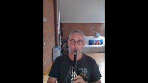 Houtblazers - Klarinet/Saxofoon