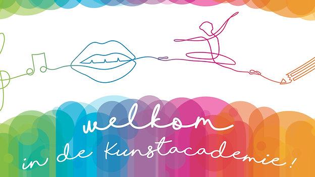 Welkom in de Kunstacademie!
