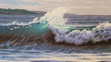 Пишем волну с Алексеем Адамовым! Мастер-класс, принципы написания волны!