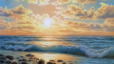 Море, запись мастер-класса