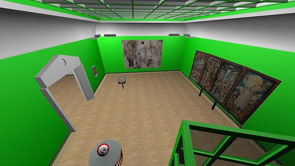 staatsgalerie virtuell