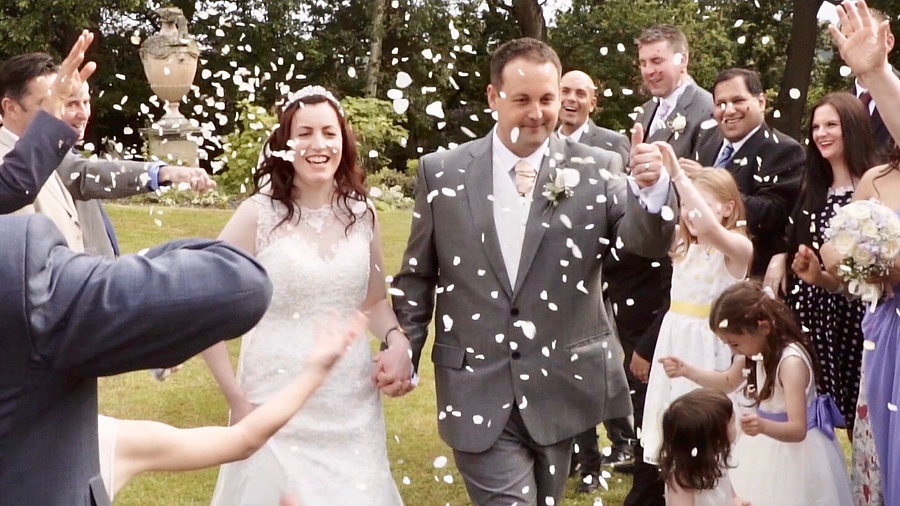 Highlights Showreel The Wedding of Bernie & Colin Hiscox