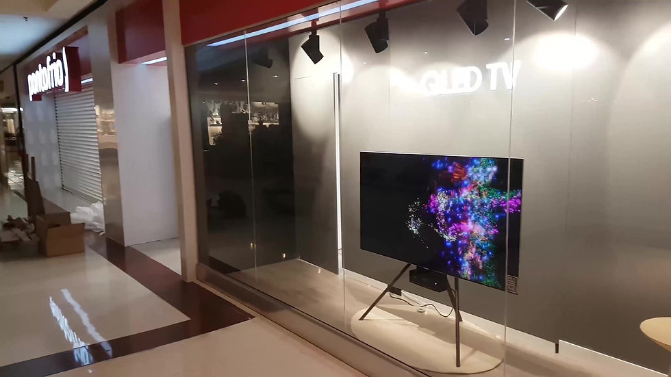 QLED Kinect