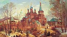 Монастырь в фотографиях Михаила Волосникова