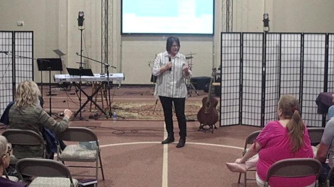 Vickie Wagner Revivalist School Testimony