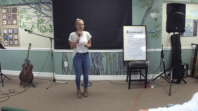 Kara Erickson Revivalist School Testimony