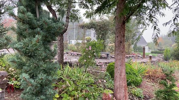 Smokey Garden Walk