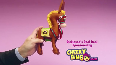 Cheeky Bingo - Sponsorship Bumpers