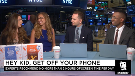 Live from NYSE - Cheddar TV