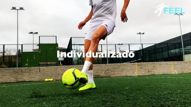 Entrenamiento Personal FEEL Fútbol 2
