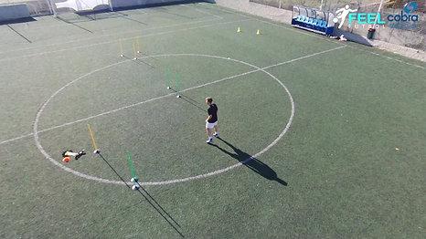 Entrenamiento Personal FEEL Fútbol 5
