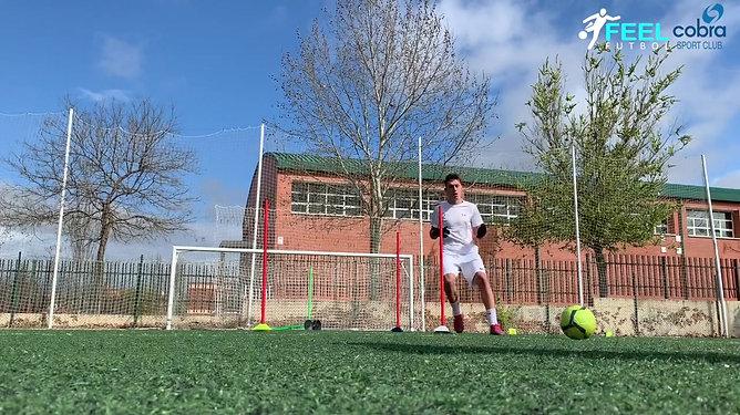 Entrenamiento Personal FEEL Fútbol 7