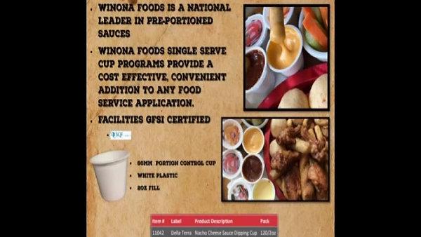 Winona Foods Cheese