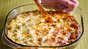 Oliven-Käse-Tarte aus »Ofirs Küche«