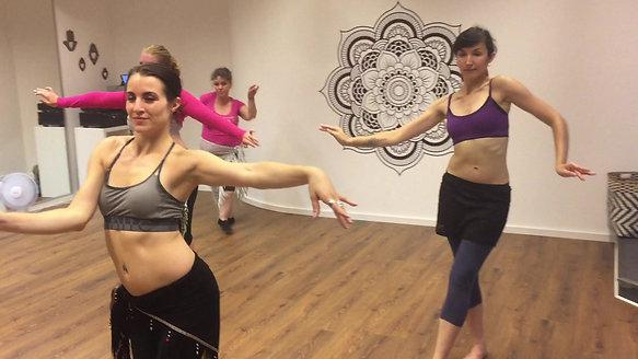 Tanzunterricht in der TDA