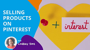 Selling Products on Pinterest [Marketing Monday]