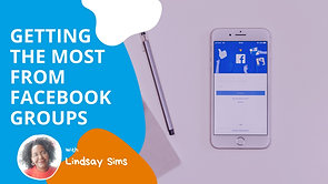 Getting the Most from Facebook Group [Marketing Monday]