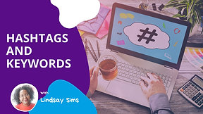 Using Hashtags and Keywords in Your Business [Marketing Monday]