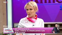 "Prof. Dr. Zehra Neşe Kavak - TRT 1 ""Acemi Anneler Stüdyo"""